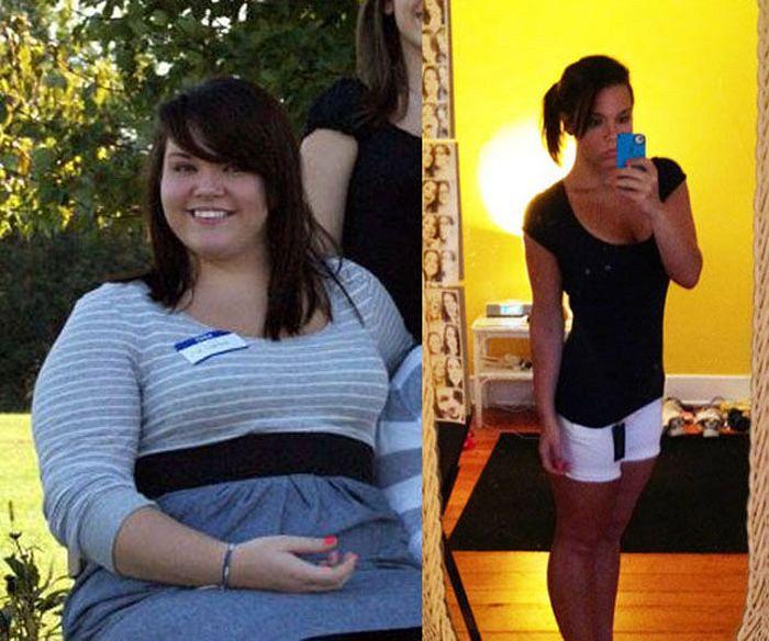 Фотографии похудения: до и после - на 82